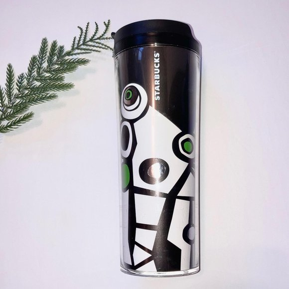Starbucks 2012 Grande Abstract Tumbler